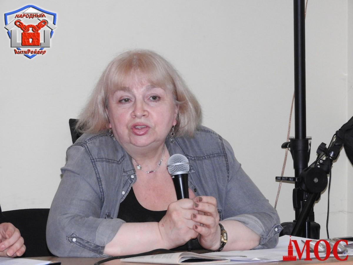 Народный антирейдер, общественный комитет по защите от квартирного рейдерства, добро911, Елена Моставичене