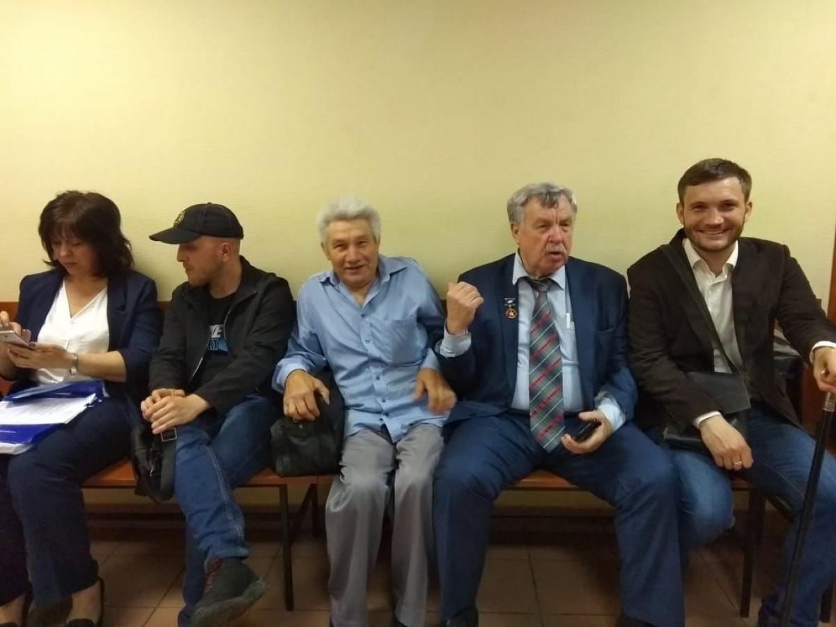 Лобанов Сергей Викторович, общественный комитет по защите от квартирного рейдерства, народный антирейдер
