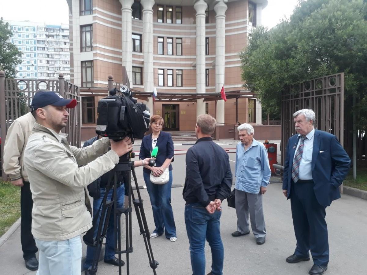 Тихомолов Владимир Федорович, общественный комитет по защите от квартирного рейдерства, народный антирейдер