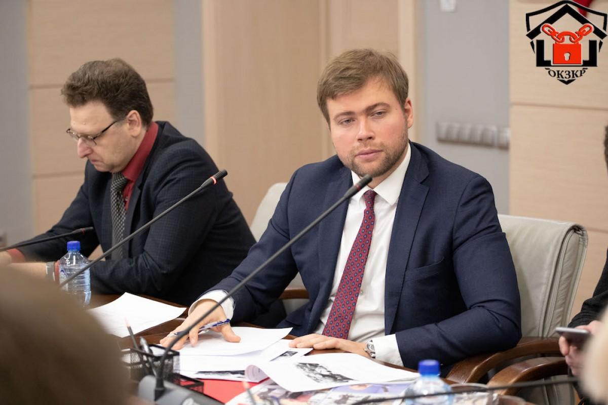 Зюганов Леонид Андреевич, московская городская дума, общественный комитет по защите от квартирного рейдерства, народный антирейдер